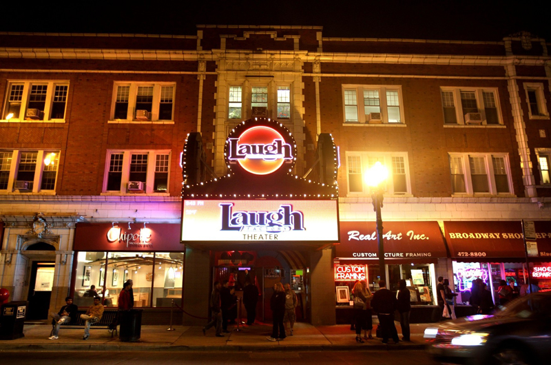 Image result for laugh factory chicago