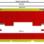 Wentz Concert Hall.