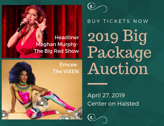 Big Package Auction 2019 @ Center on Halsted