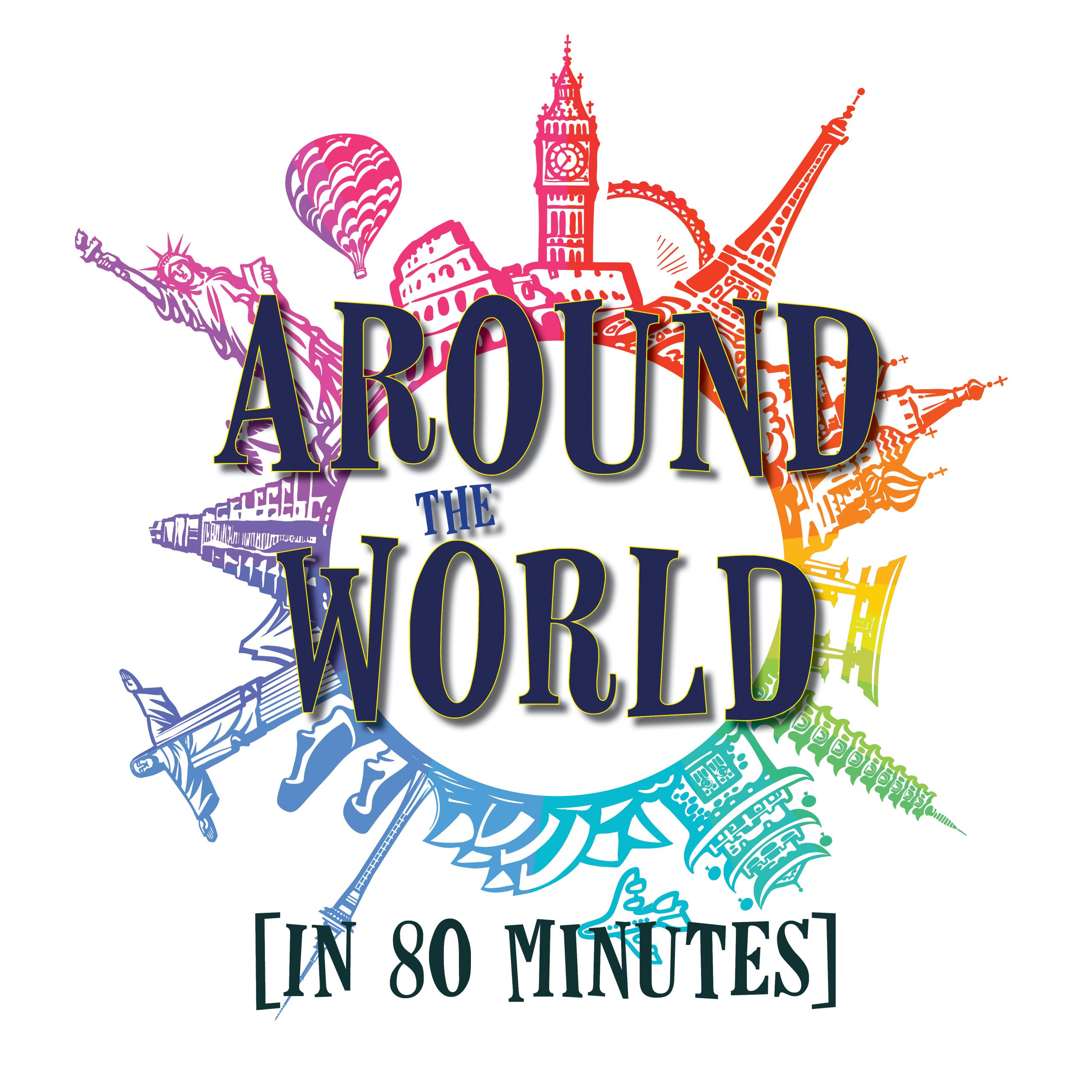 Around the World in 80 Minutes @ Virtual Performance