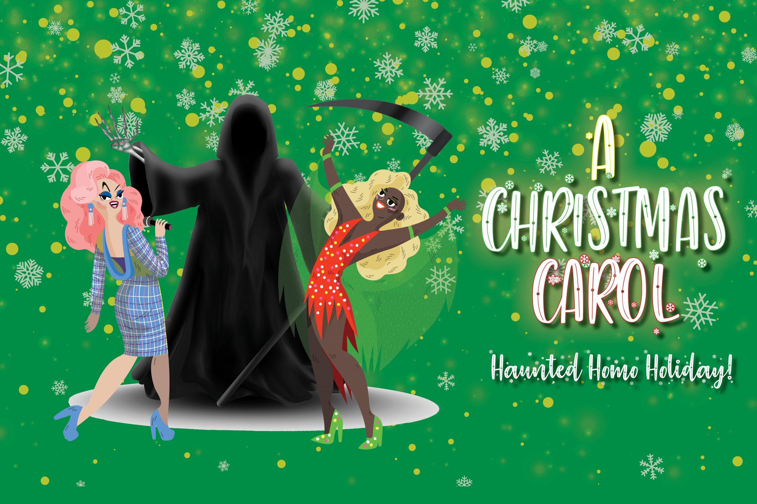 Chicago Gay Men S Chorus A Christmas Carol Haunted Homo Holiday Chicago Gay Men S Chorus
