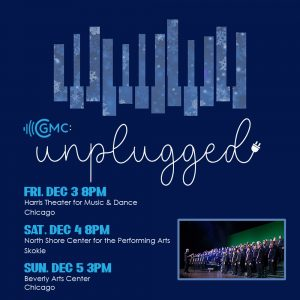 CGMC: unplugged @ Harris Theater for Music & Dance